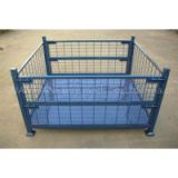 HEAVY DUTY METAL  WAREHOUSE CAGE  STORAGE BOX(FOR market or warehouse) manufacturer direct sales  high qulity and low cost