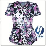 hospital uniform junior fit nurse uniform wholesale