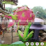 Customized Giant Animatronic Flower