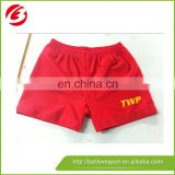 Top design good quality custom sublimation netball shorts