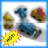 3D animal shaped eraser