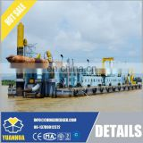 16 cutter suction dredger 400 - 500 m3/h sand dredging equipment