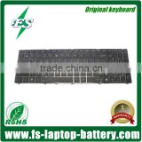 US Russian Layout keyboards For Asus k50 notebook keyboard