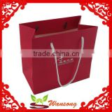 Custom cheap brown paper bags with handles,craft paper bag with new design                                                                         Quality Choice