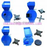 best selling sm18 emery roller polisher of rice mill machine