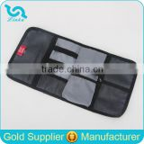Portable Universal Wrap Electronics Accessories Travel Organizer/Hard Drive Bag/Cable Stable