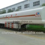 Top Quality 50M3 tri-axle oil tanker truck trailer,50000 liters fuel tank semi trailer