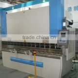 WE67K-125/3200 CE electro hydraulic cnc plate bending machine