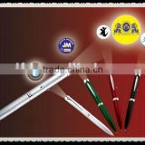 promotional pen plastic ball pen,printable pens with logo projector ,advertising led flashlight pen ,custom logo laser pen