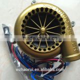 Gold Electronic Blow Off Valve like turbo sound for General cars without turbo