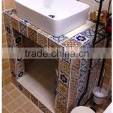 10x10 Small Size Bathroom Wall decor Ceramic tile