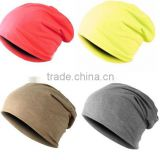 Baggy fashion street dancing hip hop knitting soft winter beanie unisex cap
