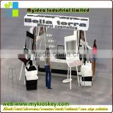 2014 Myidea modern brow bar eyebrow threading mall kiosk in Formica from china supplier                                                                         Quality Choice