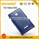For Microsoft Surface Spare Parts Neo Hybrid Case For Nokia Lumia 532 Back Cover,Leather Mobile Case For Nokia Lumia 532 Case