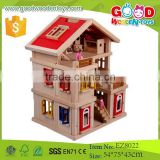 educational wooden toys doll house miniature doll house toys doll house furniture toys