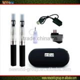 China wholesale vaporaizer pen&wholesale e cigarette&vape starter kits wholesale vaporizer pen ego ce4 double kit