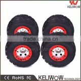 RC Car Tyre Spare Parts For 1/12 Scale RC Truck Buggy