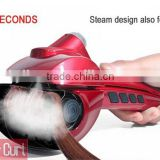 Easy Curl Vapor Curling Iron Automatic LCD Steam Hair Curler Temperature Adjustable Electric Hair Roller                                                                         Quality Choice