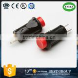 PBS-27B embedded push button switch 6 pin push button switch gas push button ignition switch(FBELE)