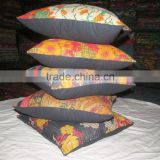 Kantha Cushion Vintage Pillow Cover
