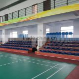 Wholesale adjustable Retractable mobile grandstand seat