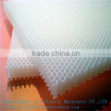 Sandwich materials with PP pc honeycomb panel production line