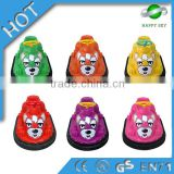 Hot sale best price!animal bumper boat price,amusement park bumper cars,colorful bumper boat for sale