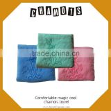Pet cleaning products pet bath towel pva material