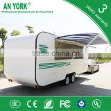 2015 HOT SALES BEST QUALITYmobile food scooter trailer donut food trailer mobile snack food trailer