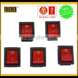 FRIEVER Rocker Switches Washing Machine Rocker Switch