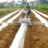 mulching sheet laying machine earth film application machine mulching film laying machine                                                                         Quality Choice