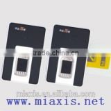 biometric scanner fingerprint reader electronic fingerprinting equipment with contact IC EMV smart card reader writer