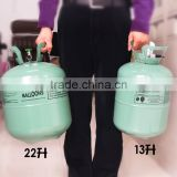 22L&13L steel disposable helium tank for balloon                                                                         Quality Choice