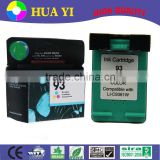 printer ink cartridge for hp 93 color printer ink cartridge for hp C9361W genuine as original
