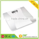 smart digital bathroom bady fat scale hot sell low price products for wholesaler with backlight LCD display