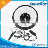 350w/500w /1000w folding new fat tyre electric bike kit                                                                         Quality Choice
