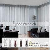 Bintronic Taiwan Remote Control Shade Motorized Vertical Blinds Electric Modern Curtain Track