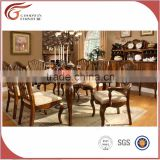 A15 Luxury French Baroque Style Dining Room Sets/ Antique Dining Table