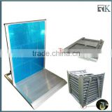 2014 Hot Sale Used Crowd Control Interlocking Barrier in China