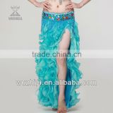 Discount Belly Dance Costumes Skirt,Hot Sexy Skirt for Young Ladies,Belly Dancing Performance Skirt QC2005