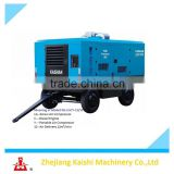 LGCY12-10 2015 China Manufactures KAISHAN Diesel 10Bar Pressure Rotary Air Screw Compressor