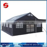 waterproof refugee camp windproof for relief military tent disaster relief tent for emergency