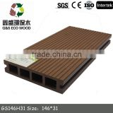 gswpc 2015 HOT sale wood plastic decking!/Friendly outdoor WPC plank