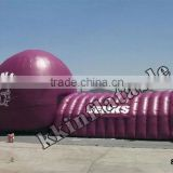 china inflatable tunnel tents Giant Event Inflatable Outdoor sports Tent