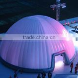 Top quality customized inflatable planetarium dome tent