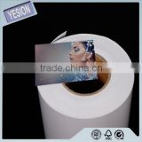Yesion 60gsm~100gsm Roll Dye Sublimation Transfer Paper/ Heat Sublimation Transfer Paper Used For Glass, Mug, Fabric etc