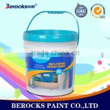 waterproof anti-yellowing interior wall paint for humid room /interior wall emulsion paint