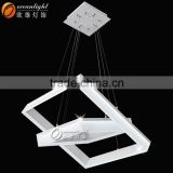 NEW Crystal LED Pendant lighting,hk led light Om99801W