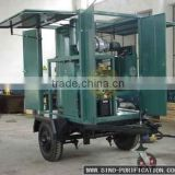 Trailer-mounted Vacuum Transformer Oil Purification
