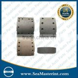High quality non-asbestos brake lining for HINO OEM No.2307-364400P